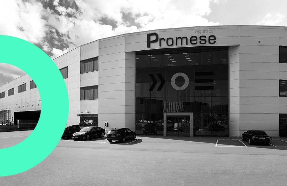 logistieke oplossing Promese Logistics Eindhoven